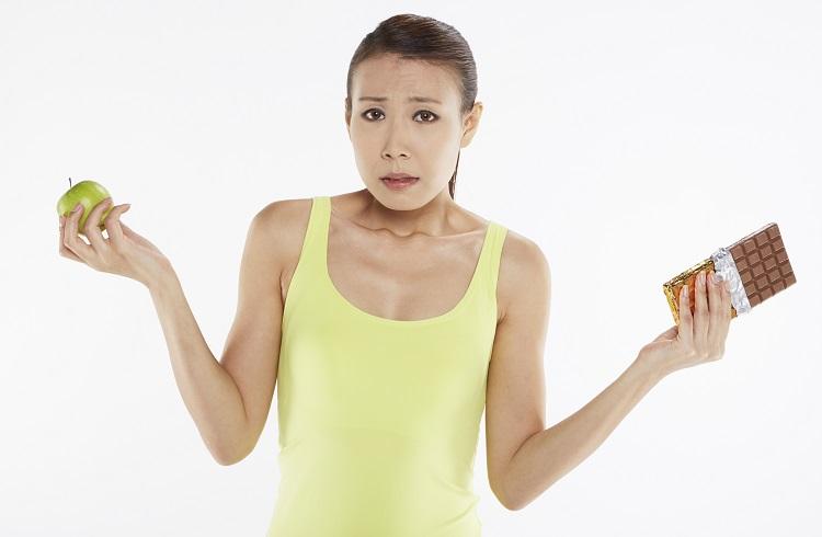 กฎของการลดน้ำหนักอย่างมีสุขภาพ