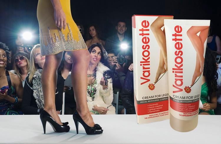 Varikosette (Varicose cream) – ความคิดเห็น, ราคา, ผลกระทบ